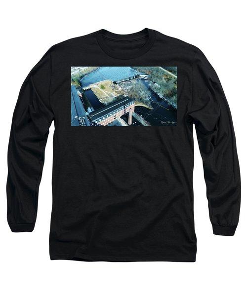 Ponemah Mill And Dam Long Sleeve T-Shirt