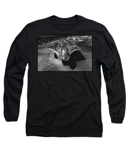 Pontiac Hood Ornament Long Sleeve T-Shirt