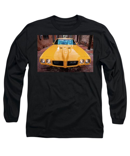 Pontiac Muscle Long Sleeve T-Shirt