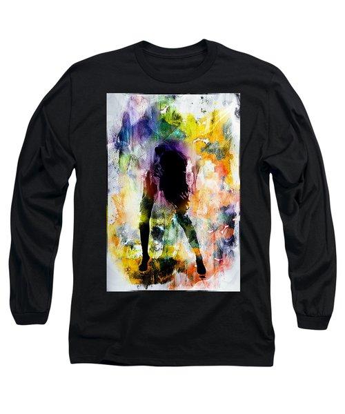 Pop Dance Long Sleeve T-Shirt
