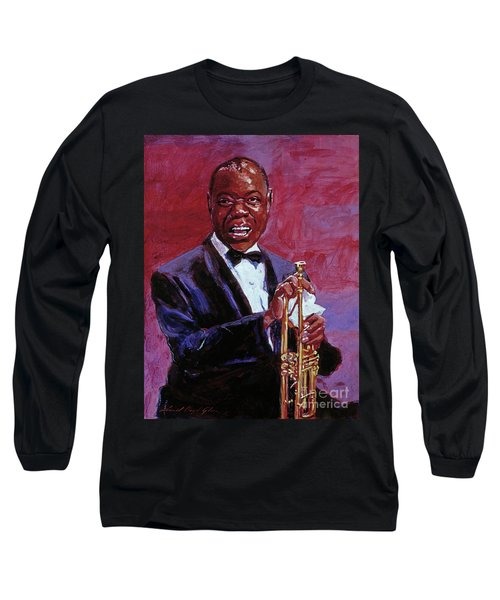 Pops Armstrong Long Sleeve T-Shirt