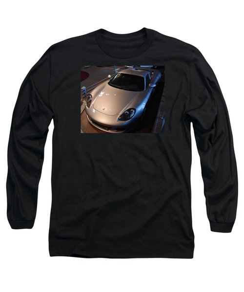 Porsche Carrera G T Long Sleeve T-Shirt