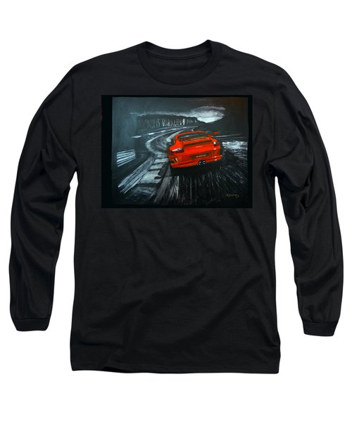 Porsche Gt3 Le Mans Long Sleeve T-Shirt