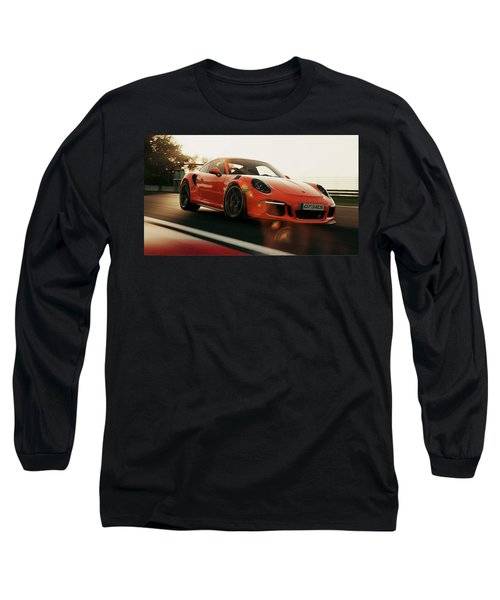 Porsche Gt3 Rs - 4 Long Sleeve T-Shirt