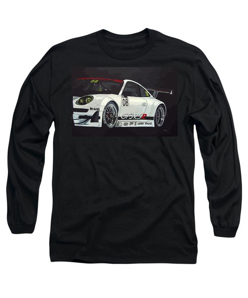Porsche Gt3 Rsr Long Sleeve T-Shirt