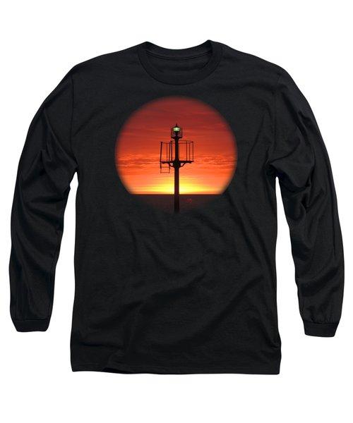 Port Hughes Lookout Long Sleeve T-Shirt