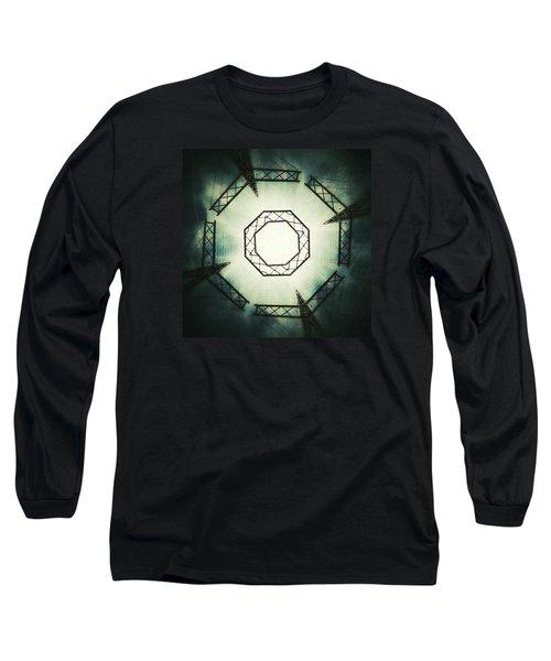 Portal Long Sleeve T-Shirt by Jorge Ferreira