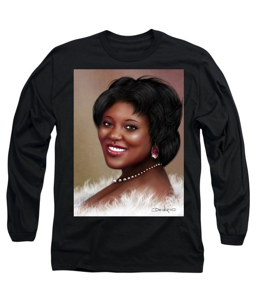 Portrait Commision  Long Sleeve T-Shirt