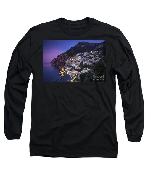 Positano Twilight Long Sleeve T-Shirt