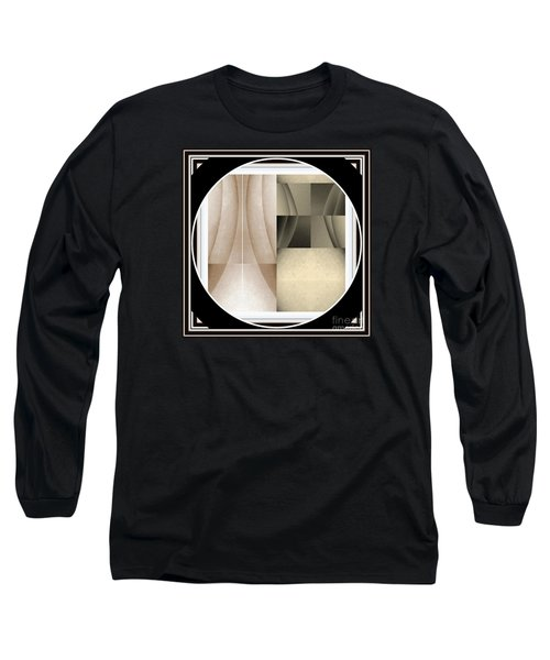 Post Modern Woman Series Two Long Sleeve T-Shirt by Jack Dillhunt