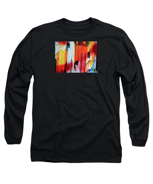 Poster Archaeology 31 Long Sleeve T-Shirt