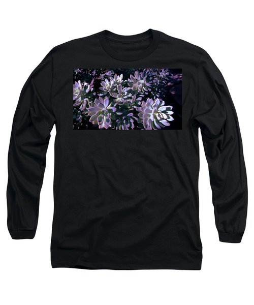 Long Sleeve T-Shirt featuring the photograph Pot Mates 3 by M Diane Bonaparte