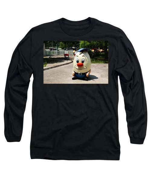 Potato Head Long Sleeve T-Shirt