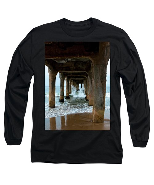 Pounded Pier Long Sleeve T-Shirt