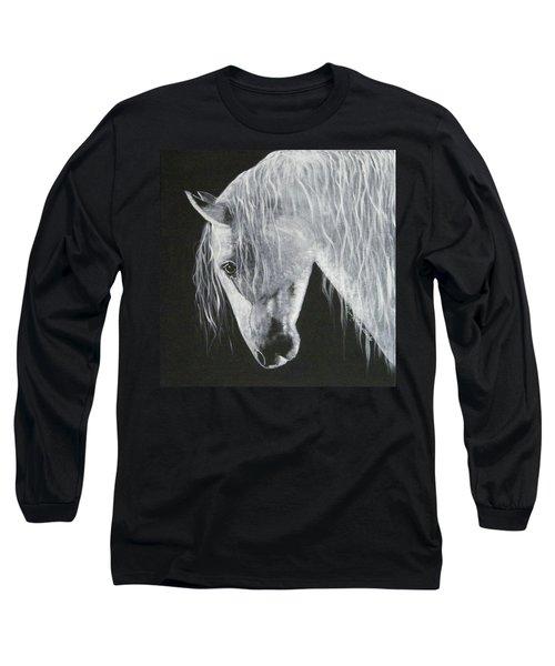 Power Horse Long Sleeve T-Shirt