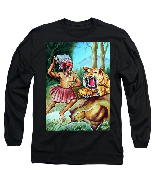 The Beast Of Beasts Long Sleeve T-Shirt