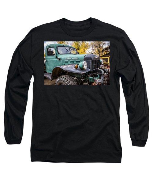 Power Wagon Long Sleeve T-Shirt