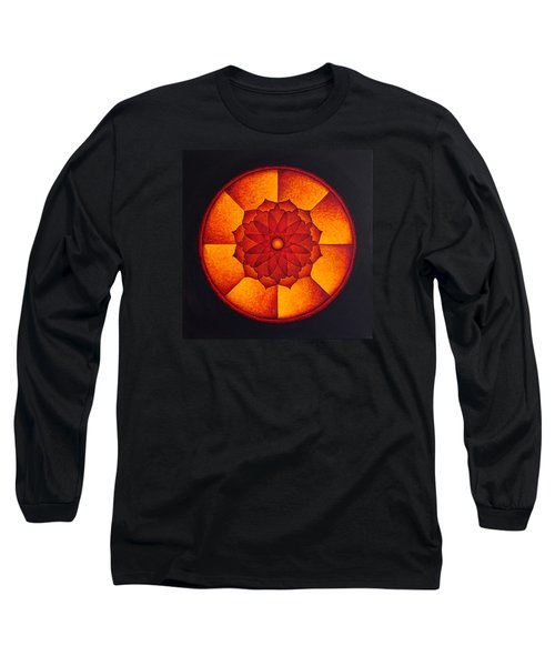 Power Wheel Long Sleeve T-Shirt
