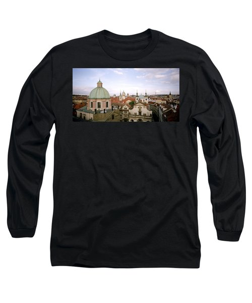 Prague Twilight Long Sleeve T-Shirt