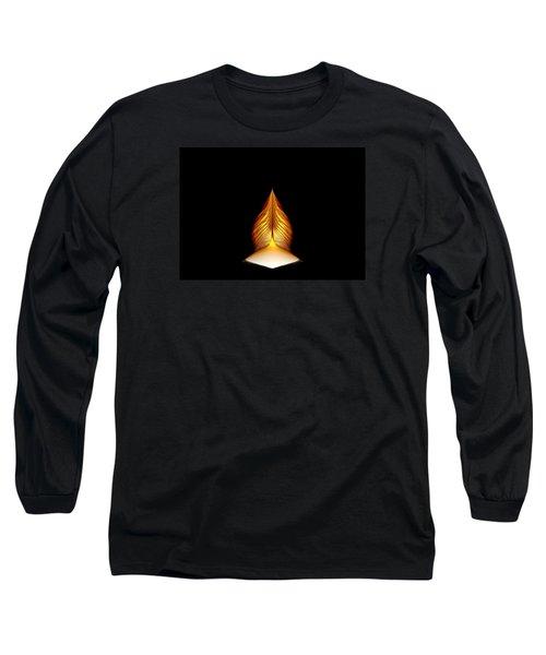 Long Sleeve T-Shirt featuring the digital art Prayer Shrine 1 by Richard Ortolano