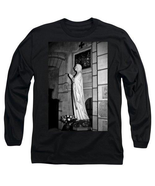 Praying Nun 2 Long Sleeve T-Shirt