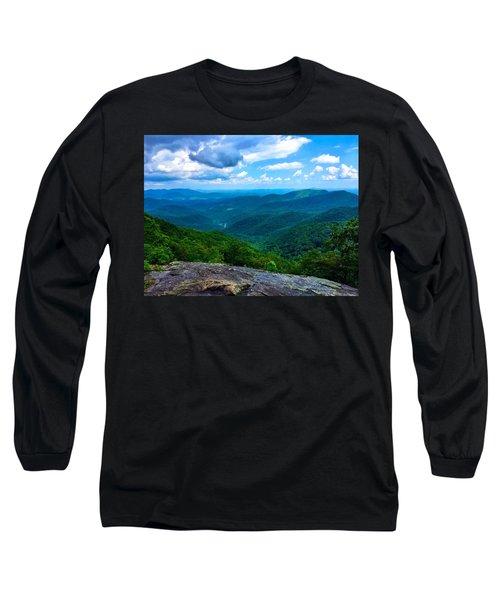 Preacher's Rock Long Sleeve T-Shirt