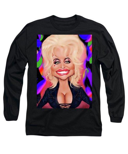 Precious Dolly Long Sleeve T-Shirt