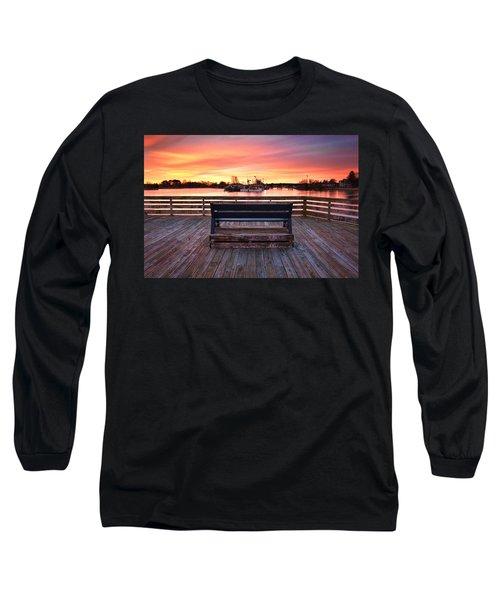 Prescott Pier Long Sleeve T-Shirt