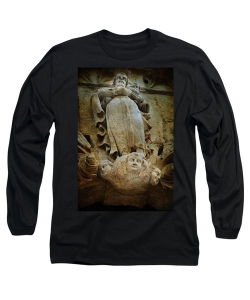 Presenting The Child Long Sleeve T-Shirt
