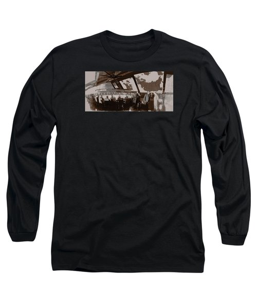 President Muffley's Dilemma Long Sleeve T-Shirt