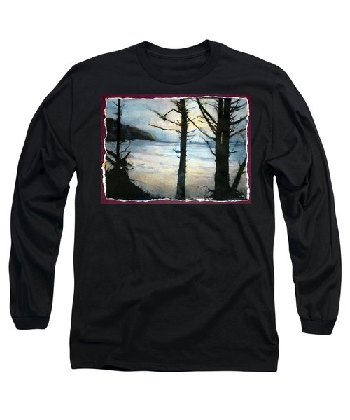 Presque Isle Dawn Long Sleeve T-Shirt