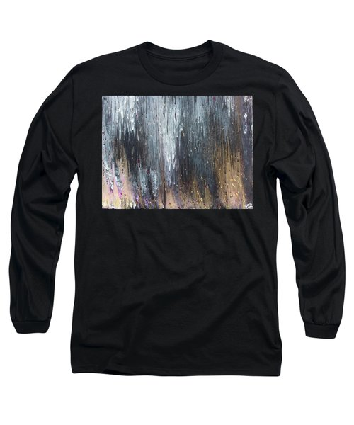 Pretty Hurts Long Sleeve T-Shirt by Cyrionna The Cyerial Artist