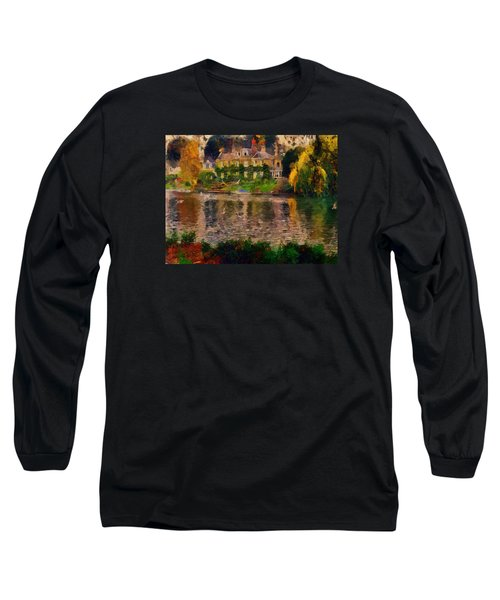 Pretty On The River Long Sleeve T-Shirt