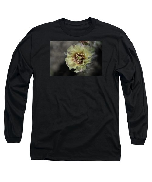 Prickly Pear Blossom 3 Long Sleeve T-Shirt