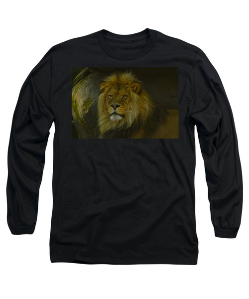 Pride Land Long Sleeve T-Shirt by Laddie Halupa