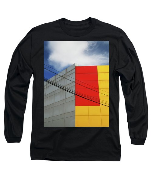 Long Sleeve T-Shirt featuring the photograph Primarily 1 by Skip Hunt