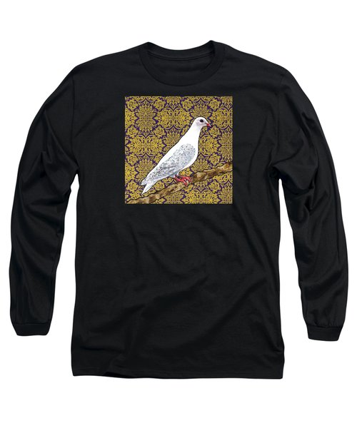 Ode To A Singer Long Sleeve T-Shirt