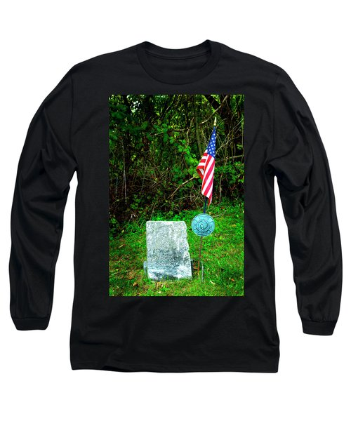 Long Sleeve T-Shirt featuring the photograph Princess White Feather by Paul W Faust - Impressions of Light