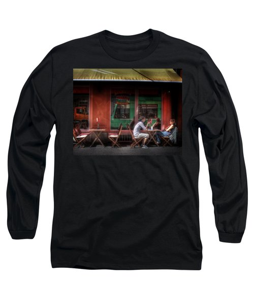 Private Moment Long Sleeve T-Shirt