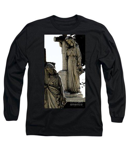 Procession Of Faith Long Sleeve T-Shirt