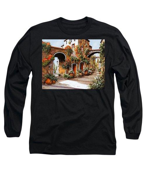 Profumi Di Paese Long Sleeve T-Shirt