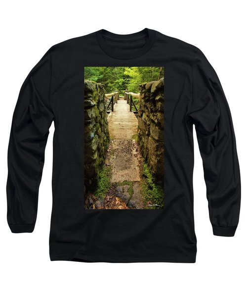 Prospective Memorial Bridge Long Sleeve T-Shirt