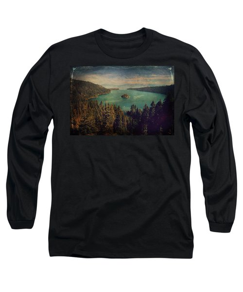 Long Sleeve T-Shirt featuring the photograph Protection by Laurie Search