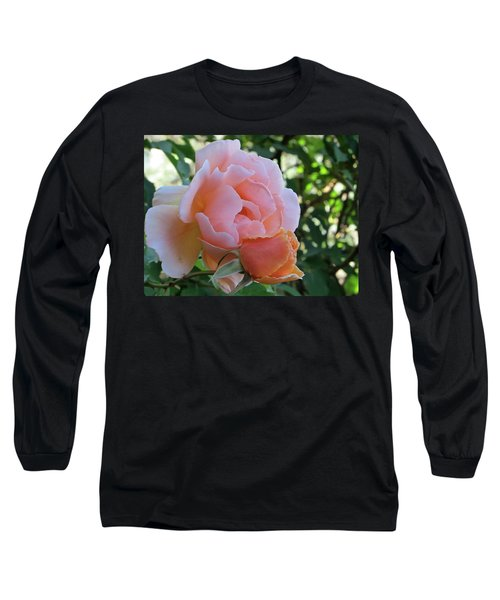 Protective Rose Long Sleeve T-Shirt