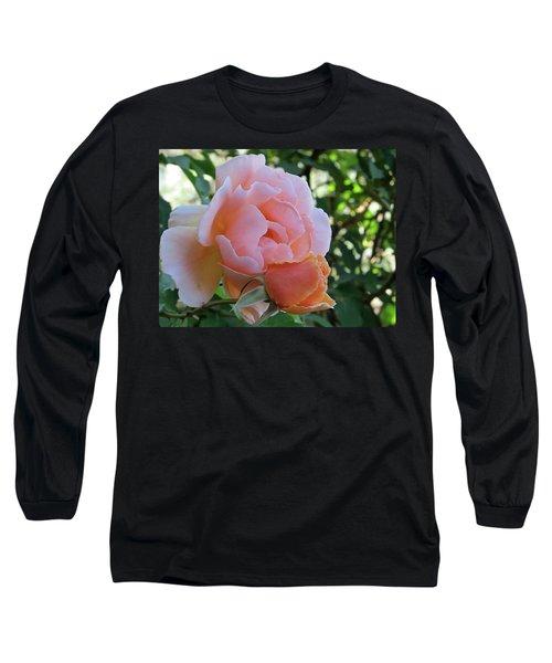 Protective Rose Long Sleeve T-Shirt