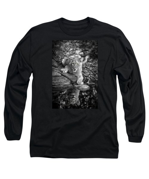 Prowler Reflection Long Sleeve T-Shirt