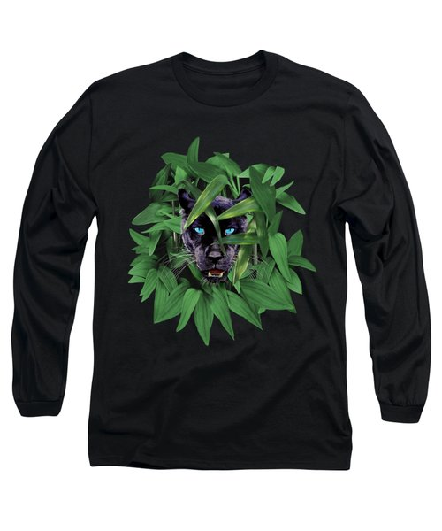 Prowling Panther Long Sleeve T-Shirt