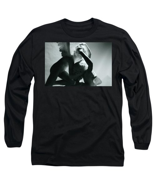 Psyche Revived By The Kiss Of Cupid Long Sleeve T-Shirt