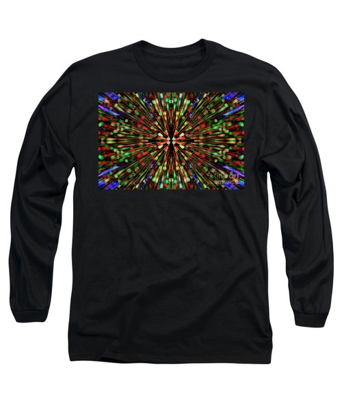 Long Sleeve T-Shirt featuring the photograph Psychotomimetic.. by Nina Stavlund