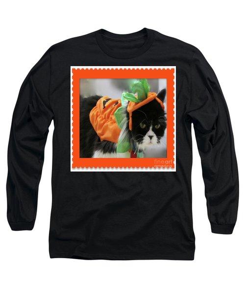 Pumpkin Humphries Long Sleeve T-Shirt